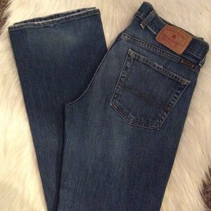 Lucky Brand Classic Dungarees Boot Cut Size 8 / 29